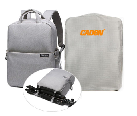 Camera Backpack For Women With Tripod Holder