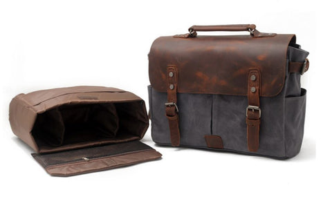 Everyday Camera Bag Messenger
