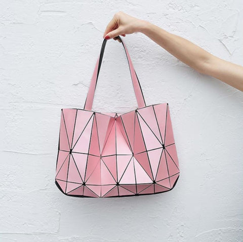 Geometric Women's Shoulder Bag