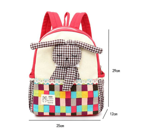 Kindergarten Backpack Girl With Large Capacity