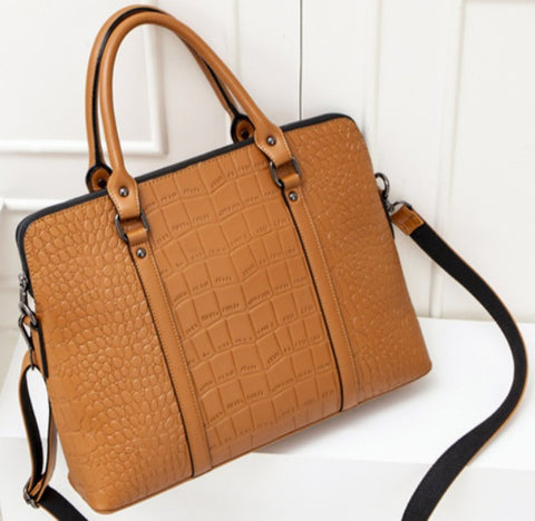 MAIRY Document Bag Leather - Leather Materials - The Store Bags
