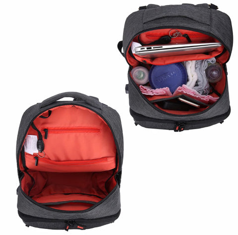 MOMMORE Diaper Bag Backpack With USB - Large Capacity - The Store Bags