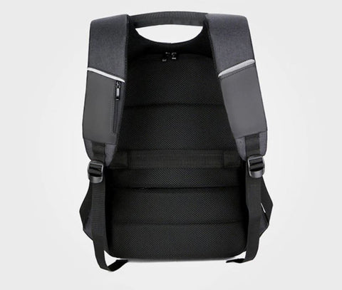 Men's Business Bacpack Back View