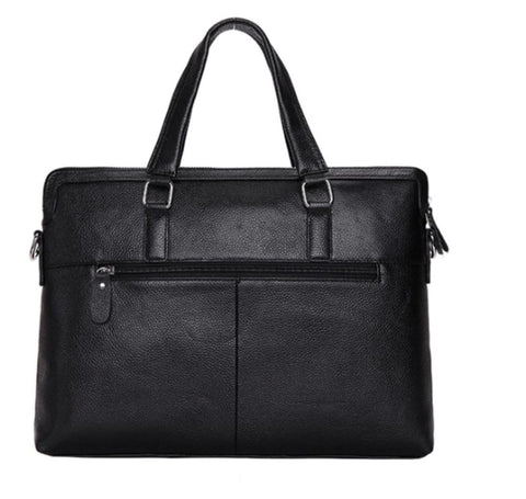 Men's Business Briefcase With Back Pocket