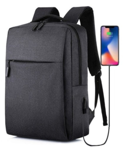 REO Backpack With USB Charger - USB Charging Port - The Store Bags