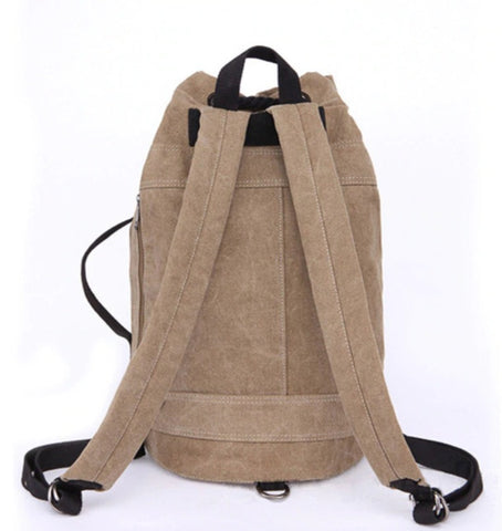 TSB Men's Backpack Without Laptop Sleeve - Back View - The Store Bags