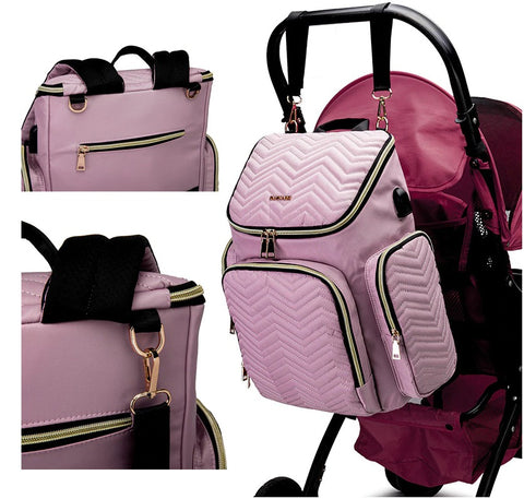 TSB usb diaper backpack - Stroller - The Store Bags