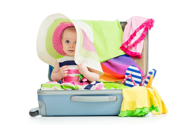 The Checklist Of The Baby Travel Bag