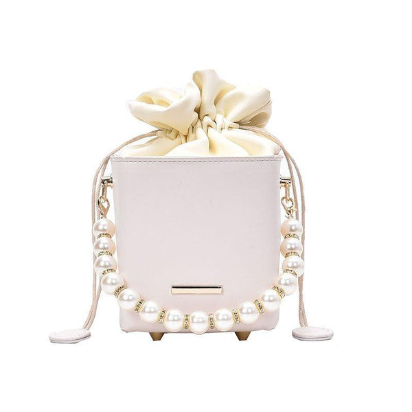 White Box Purse ACICA The Store Bags