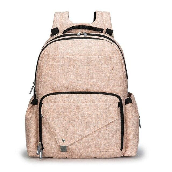 AVA Diaper Backpack The Store Bags Beige