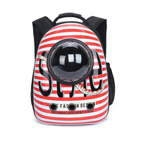 CANA Cartoon Pet Carrier Backpack The Store Bags Red