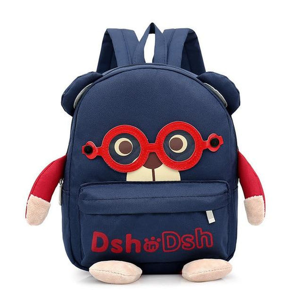 DSHDSH Bear Kindergarten Backpack The Store Bags Deep Blue