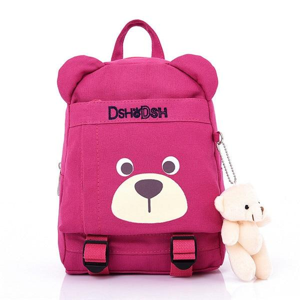 DSHDSH Kindergarten School Backpack The Store Bags Rose Red