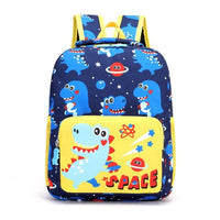 Dinosaur Kindergarten School Backpack The Store Bags Blue