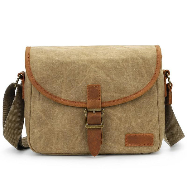 Camera Bag Purse Crossbody ELISON The Store Bags Khaki