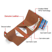 Sliding Credit Card Holder ERIN The Store Bags