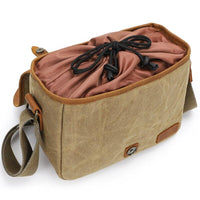 ELISON Retro Vintage Camera Bag The Store Bags