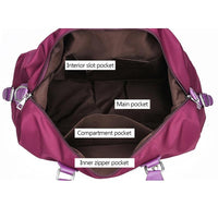 Nylon Gym Bag RUOVA The Store Bags