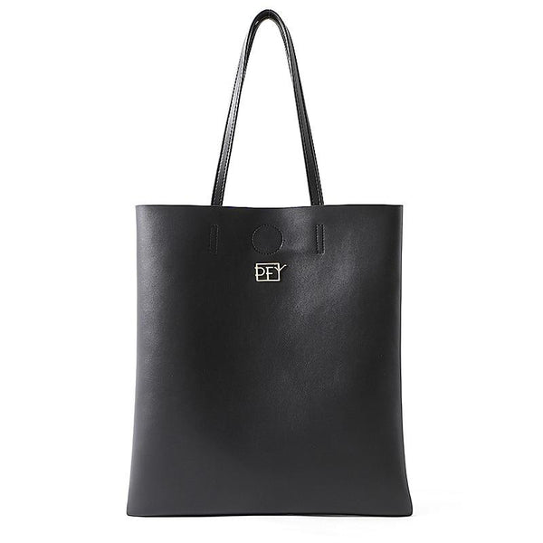 Minimalist Leather Tote ERIN