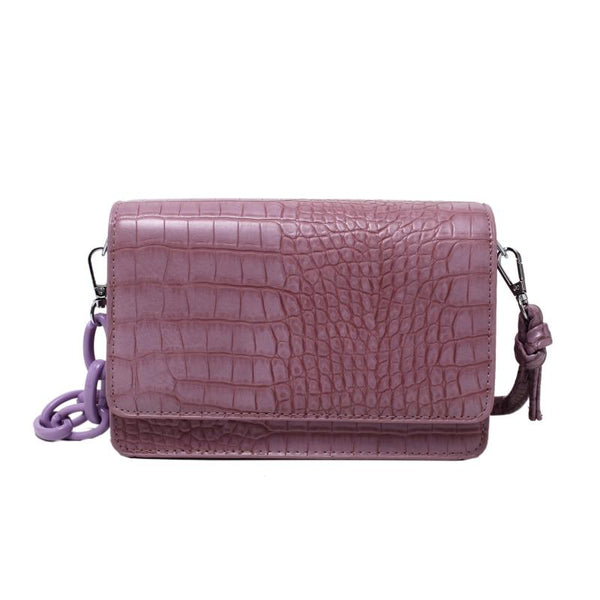 Small Clutch Purse With Shoulder Strap ERIN