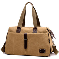 Work Gym Bag Men's HERIN The Store Bags Dark Khaki