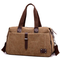 Work Gym Bag Men's HERIN The Store Bags Brown