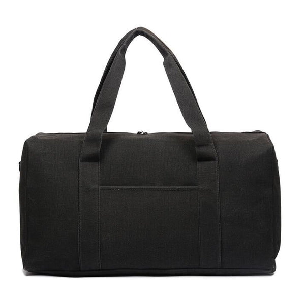 Simple Gym Bag ANAM The Store Bags Black