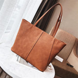 Extra Large Tote Bag For Work The Store Bags Brown L35 x W14 x H30 cm
