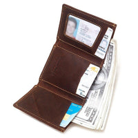 Trifold Wallet With Coin Pocket ERIN The Store Bags