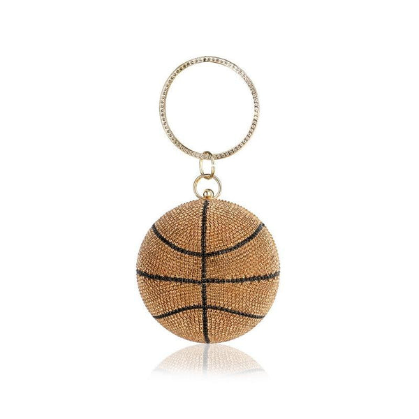 Basketball Clutch Purse ERIN The Store Bags
