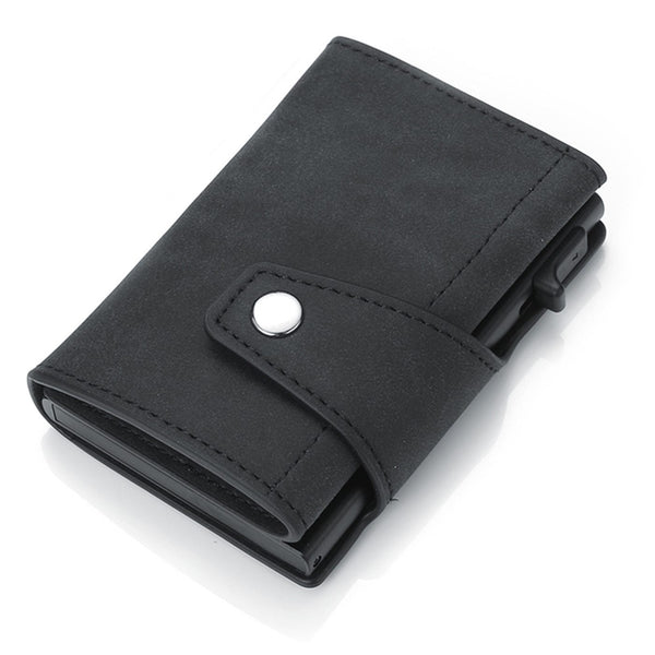 Sliding Credit Card Holder ERIN The Store Bags Black