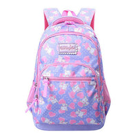 KNAPSA Elementary School Backpack The Store Bags Purple