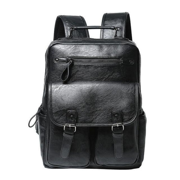 Masson Men's Professional Leather Backpack The Store Bags