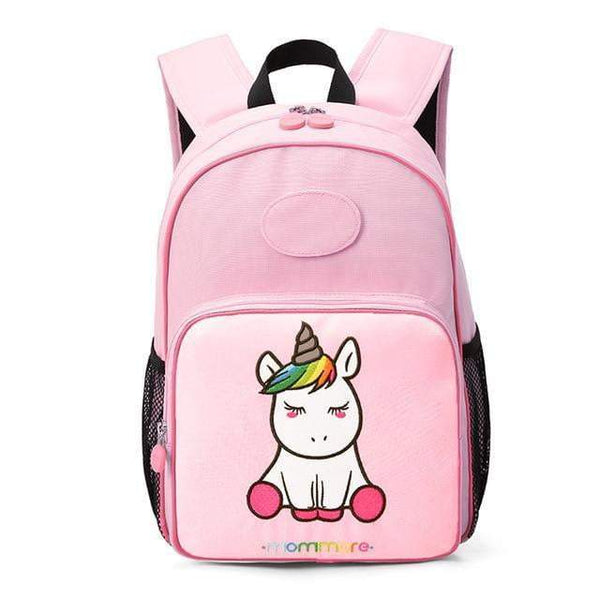 Mommore Unicorn School Backpack The Store Bags Pink