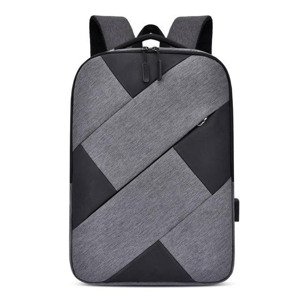 OXY Laptop Backpack USB Port The Store Bags