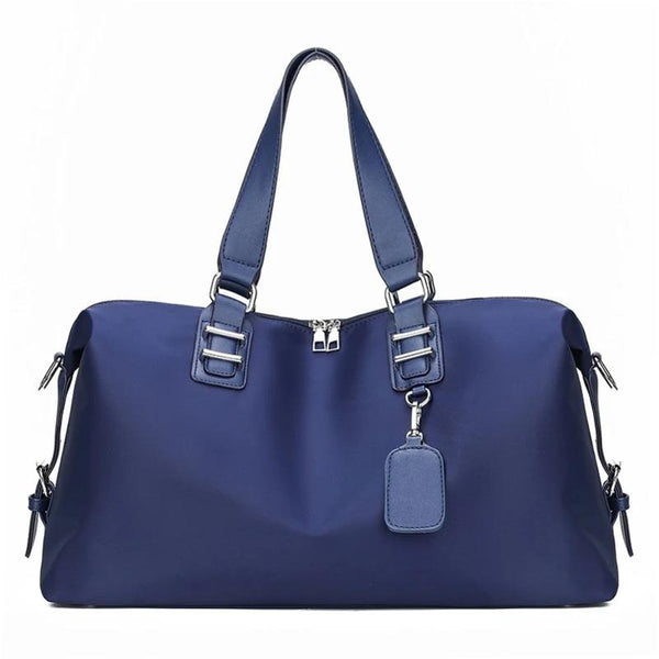 Nylon Gym Bag RUOVA The Store Bags Blue