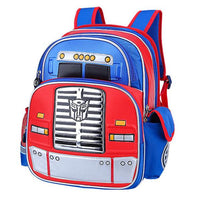 TRANSFO Kindergarten Backpack The Store Bags Blue