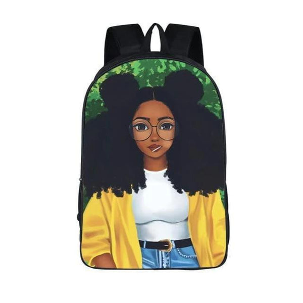 TSB Afro Backpack The Store Bags Fro Girl