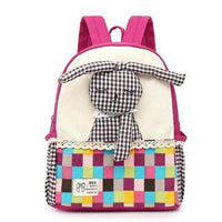 TSB Kindergarten Backpack Girl The Store Bags Rose Red