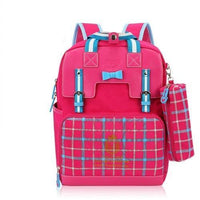Kids Waterproof Backpack TSB The Store Bags Rose