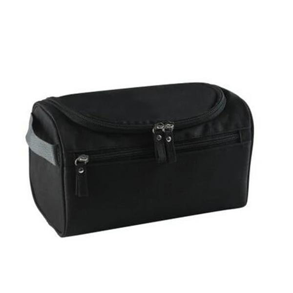 Toiletry Bag With Hanging Hook VYNO The Store Bags black