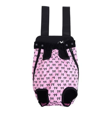 Small Dog Front Pack Carrier The Store Bags Pink S