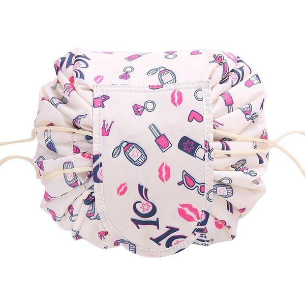 TSB Drawstring Cosmetic & Makeup Bag - The Store Bags
