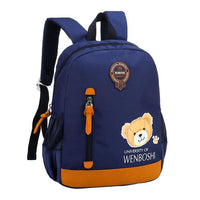 BANE Kindergarten School Backpack The Store Bags Royal Blue