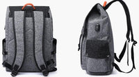 REO Laptop USB Backpack The Store Bags