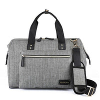 TSB Diaper Bag For Twins The Store Bags Greyish
