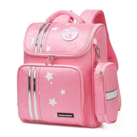 PIMKY Elementary School Backpack The Store Bags Pink