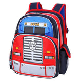 TRANSFO Kindergarten Backpack The Store Bags Deep Blue