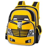 TRANSFO Kindergarten Backpack The Store Bags Yellow