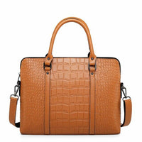 MAIRY Document Bag Leather The Store Bags Orange
